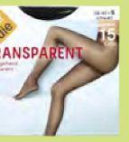 Feinstrumpfhose Transparent von nur die