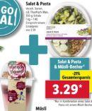 Salat & Pasta von Chef Select
