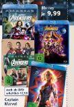 DVDs von Marvel