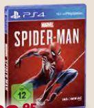 Spider-Man Software von PlayStation 4