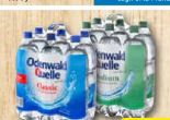 Mineralwasser von Odenwald Quelle