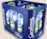 Mineralwasser von Carolinen