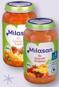 Bio Nudelgerichte von Milasan