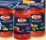 Pastasaucen von Barilla