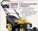 Benzinrasenmäher PM4645 S von Mowox