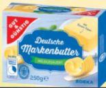 Deutsche Markenbutter von Gut & Günstig