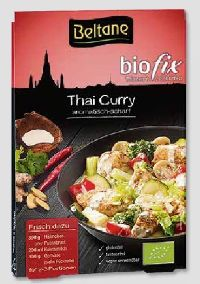Biofix Thai Curry von Beltane Naturkost