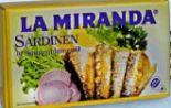 Sardinen von La Miranda