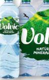Naturelle Mineralwasser von Volvic