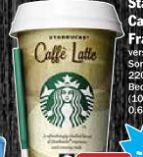Caffe Latte von Starbucks