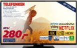 Ultra-HD-LED-TV D49U297N4CWH von Telefunken