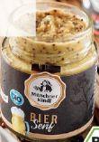 Bio-Senf von Münchner Kindl