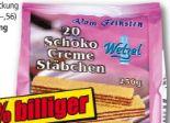 Schoko Creme Stäbchen von Wetzel