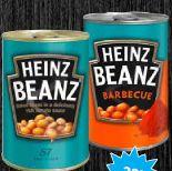Gebackene Bohnen von Heinz