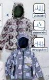 Softshell-Jacke von Zebralino