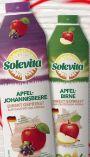 Apfel-Direktsäfte von Solevita