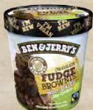 Ben & Jerry's Eiscreme vegane von Langnese