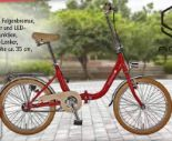 Alu City Faltrad von Prophete