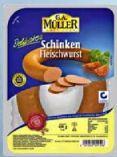 Delikatess Schinken Fleischwurst von G.A. Müller