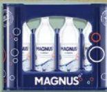 Mineralwasser von Magnus