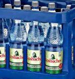 Mineralwasser von Rosbacher
