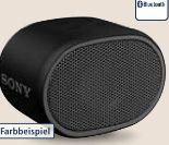 Bluetooth-Lautsprecher SRS-XB01 von Sony