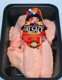 Freiland-Hähnchen von Label Rouge