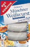 Delikatess Münchner Weißwurst von Gut & Günstig