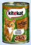 Katzennassfutter von Kitekat
