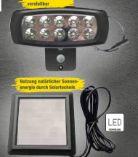 LED-Solar-Gartenleuchte von Müller-Licht