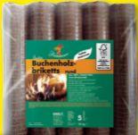 Buchenholzbriketts von Flammenco