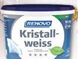 Kristallweiss Wand- und Deckenfarbe von Renovo