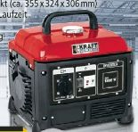 Stromerzeuger GN1500 von Kraft Werkzeuge
