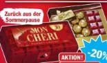 Pralinen von Mon Chéri