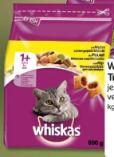 Trockenfutter von Whiskas