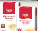 Weizenmehl Type 405 von Kathi