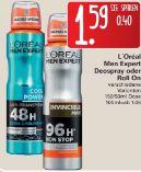 Men Expert Deospray von L'Oréal Paris