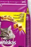 Katzentrockennahrung von Whiskas