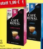 Kaffeekapseln von Café Royal