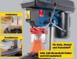 Tischbohrmaschine von Scheppach