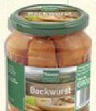 Bockwurst von Weimarer Thüringer