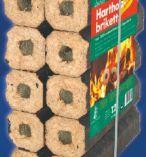 Hartholzbriketts von Flammenco