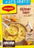Guten Appetit Suppe von Maggi