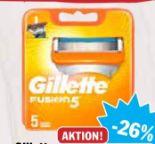 Fusion 5 Proglide Rasierklingen von Gillette