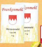 Weizenmehl von Frankenmehl