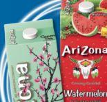 Iced Tea von Arizona