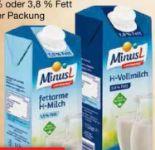 Minus L haltbare Milch von Omira