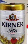 Premium Pils von Kirner