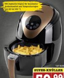Heißluftfritteuse 5KEK1222 von Gourmetmaxx