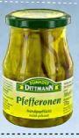 Pfefferonen von Feinkost Dittmann